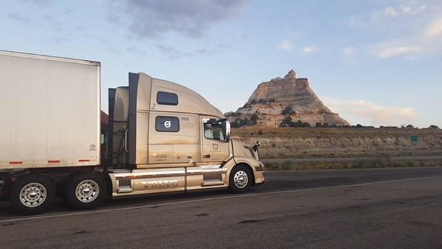 Gold Truck
